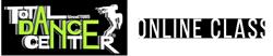 Online Class Total Dance Center Logo
