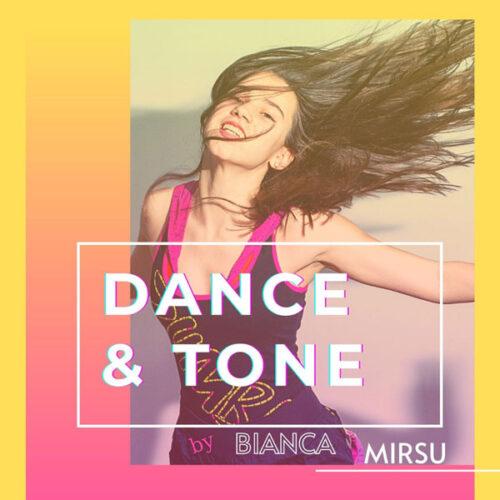 curs de fitness online dance and tone